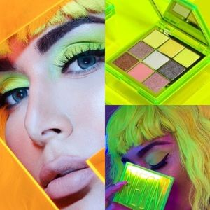 🆕Huda beauty obsessions neon green palette 🆕